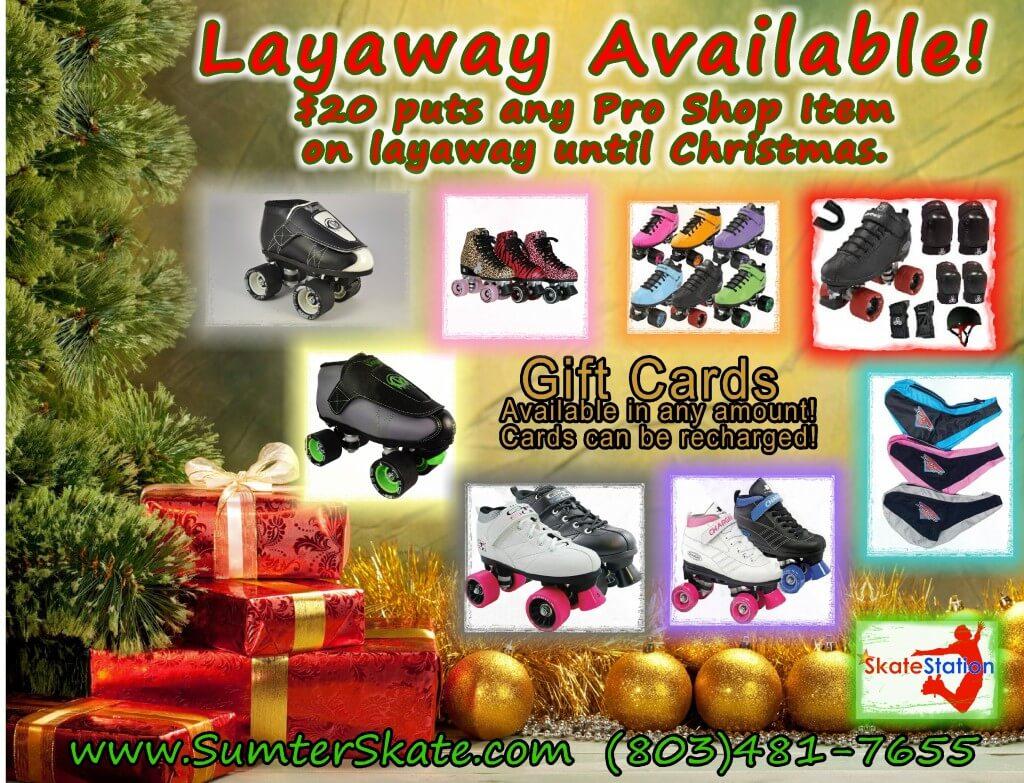 Christmas Layaway 2014