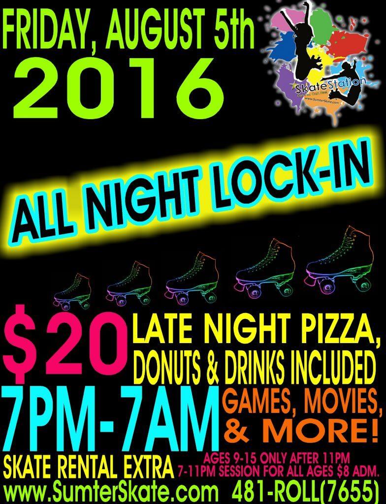 Lock in AUG 2016
