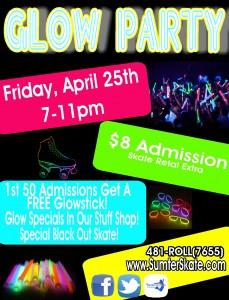 Glow Party April 2014