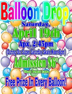 balloon drop april 2014
