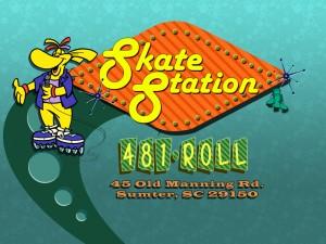 roller skating gift card