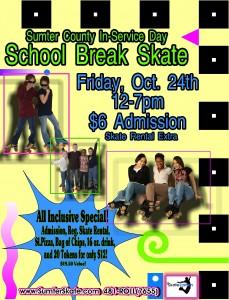 School Break Oct 24 2014