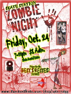 Zombie Night 2014