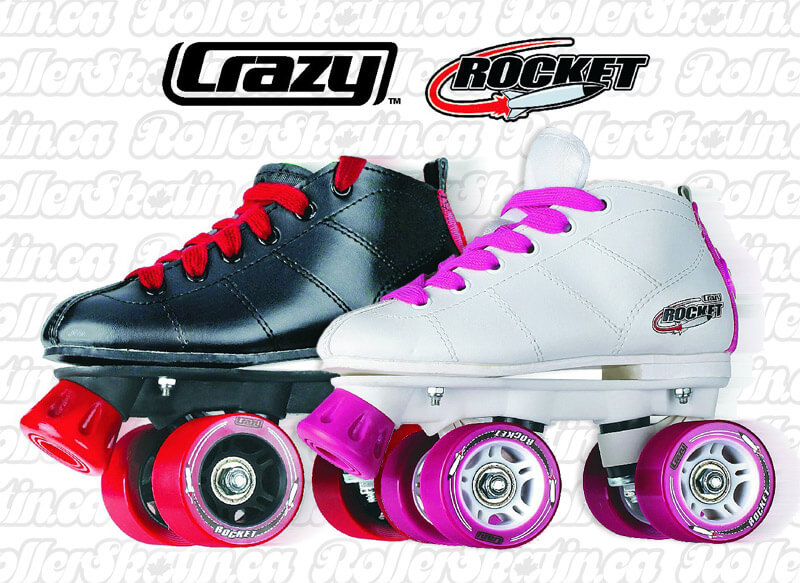 CRAZY_Rocket Skates