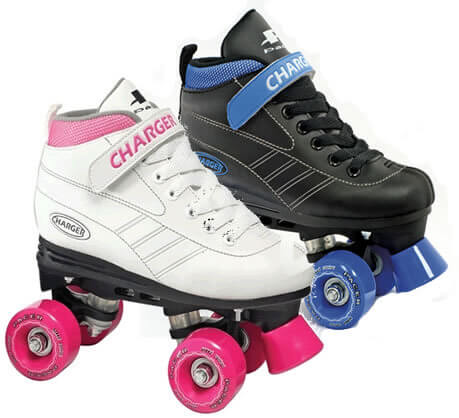 pacercharger skates