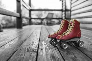 roller skates old