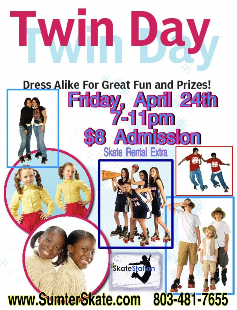Twin Day April 2015