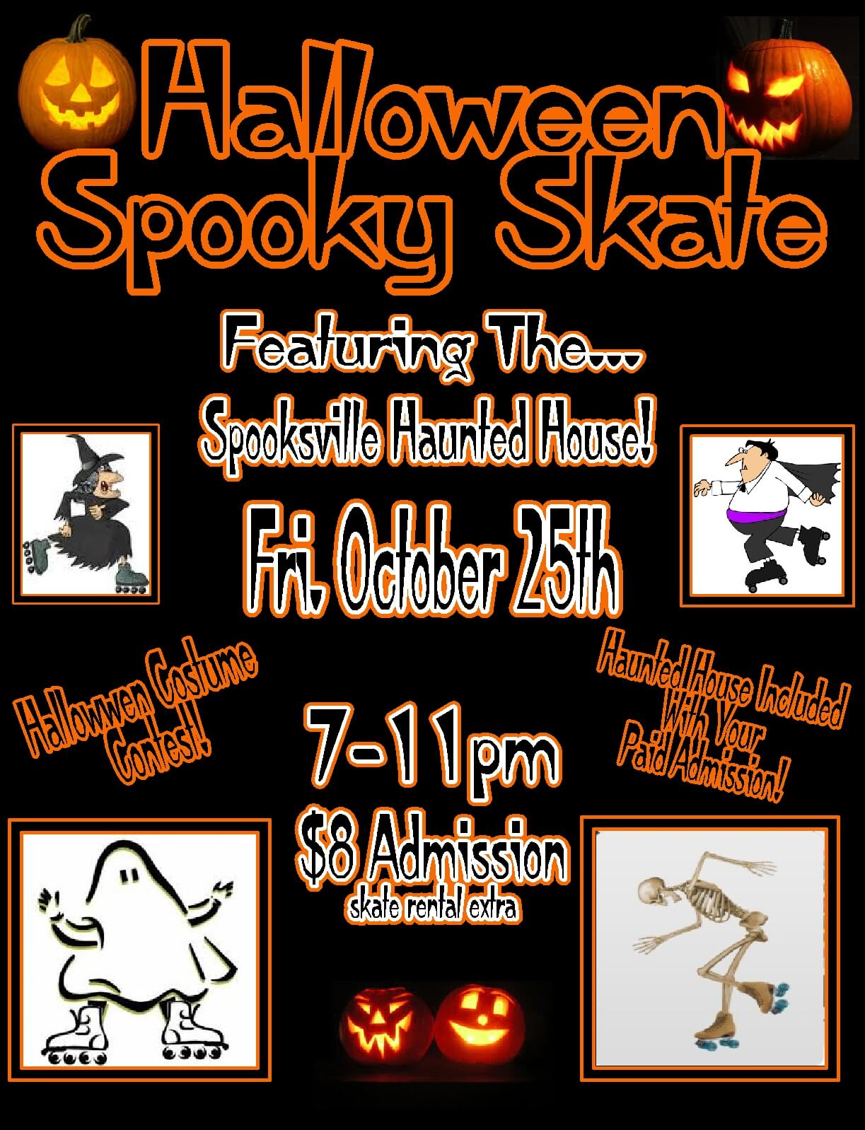 Halloween skate 2013